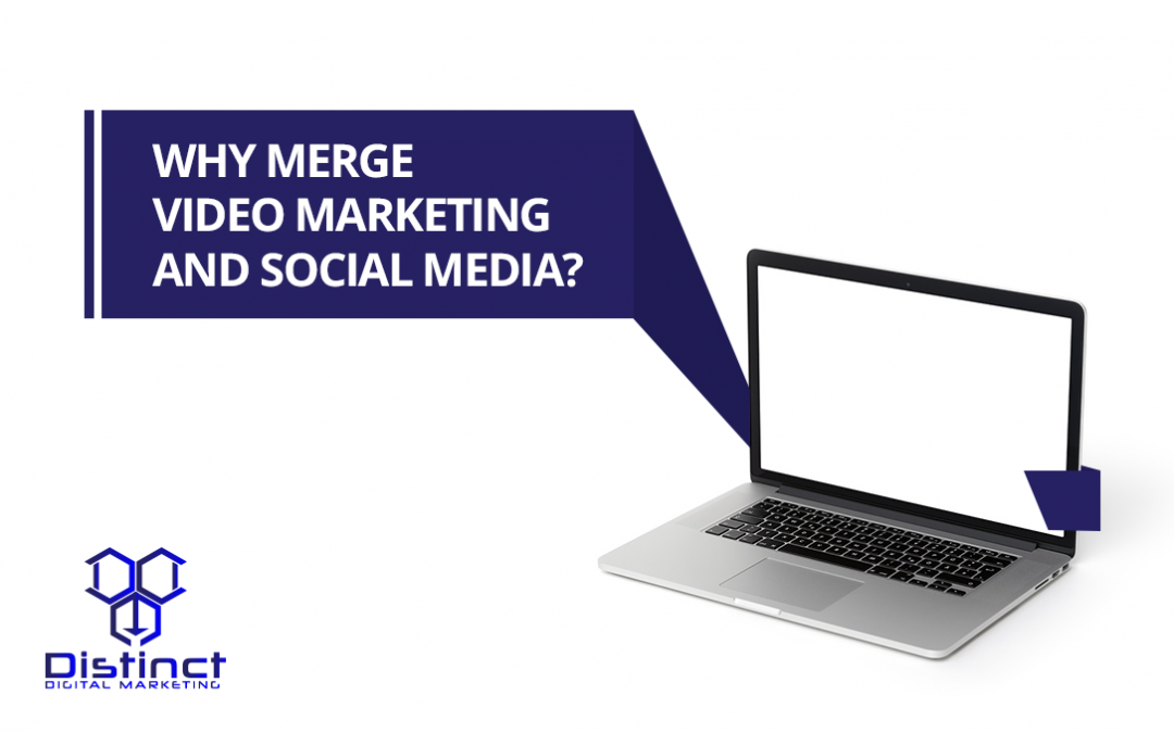 merge video marketing and social media