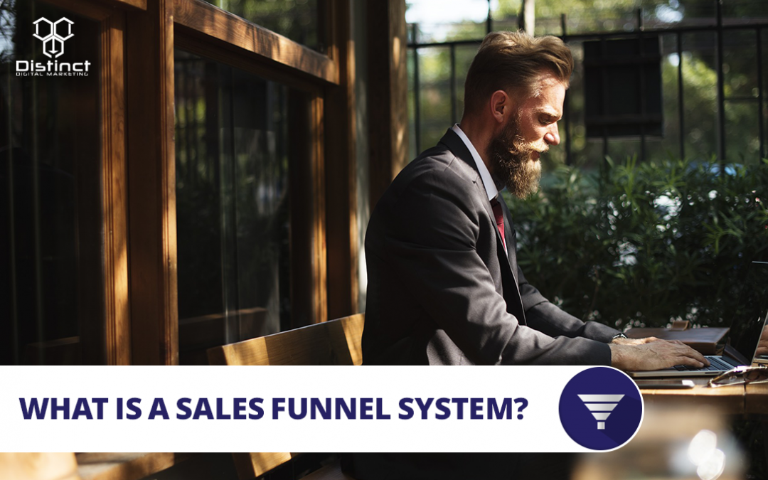 What is a sales funnel system?